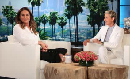 Caitlyn Jenner on Ellen: I Feel Fabulous!