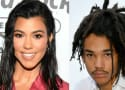 Luka Sabbat and Kourtney Kardashian: It's Getting Serious! And Creepy!