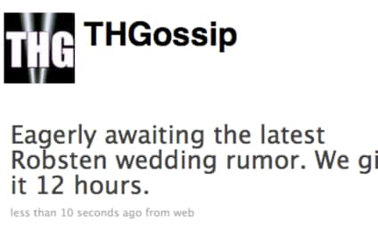 Follow The Hollywood Gossip on Twitter!
