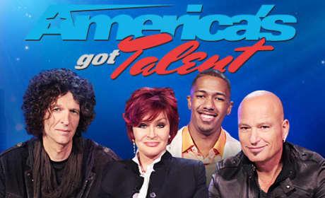 America's Got Talent Poster