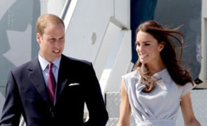 They're Here! Prince William, Kate Middleton Touch Down in L.A.