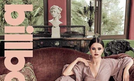Selena Gomez for Billboard