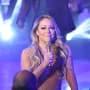 Mariah Carey Smirks
