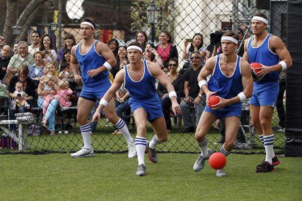 Bachelorette Dodgeball