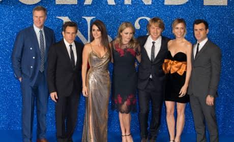 'Zoolander No. 2:' London Fan Screening