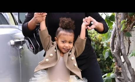 North West to Paparazzi: I Said No Pictures!