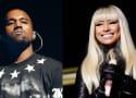 Kanye West & Nicki Minaj Forced to Flee After SHOTS FIRED at Studio!