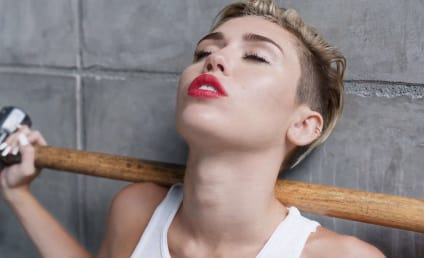 "Miley Cyrus Earns First-Ever #1 Song with ""Wrecking Ball"""
