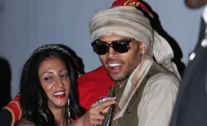 Chris Brown: Trying to Be a Better Person!!