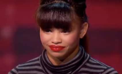 Tiah Tolliver Creates Drama on The X Factor