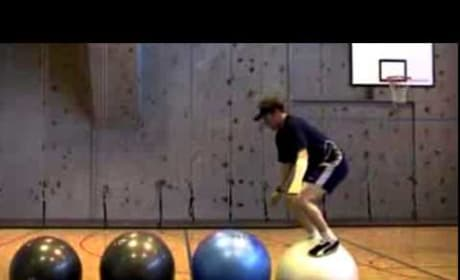 Exercise Ball Fails