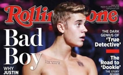 Justin Bieber in Rolling Stone: Behind the Bad Boy