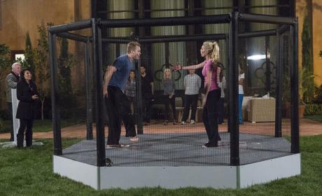 Heidi and Spencer on Marriage Boot Camp