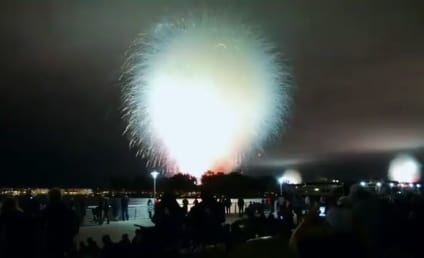 San Diego Fireworks Fail: Everything Goes Off at Once, Show Over in 30 Seconds