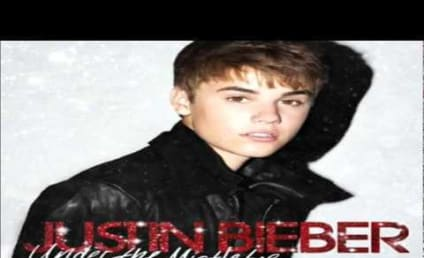 "Justin Bieber and Busta Rhymes Cover ""Drummer Boy"""