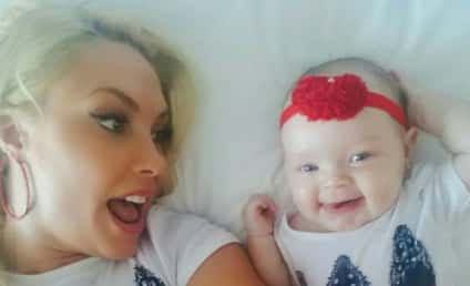 Coco Austin and Baby Chanel: We Wear Matching Bikinis!