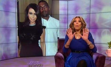 Wendy Williams SLAMS Kimye: It's a Sham Marriage!