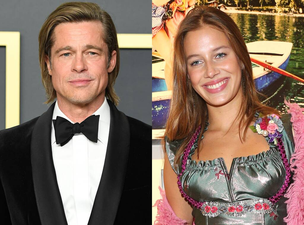 Nicole Poturalski Brad Pitt S Girlfriend Is In An Open Marriage The Hollywood Gossip