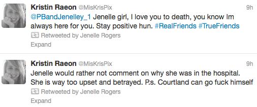 Tweets about Jenelle