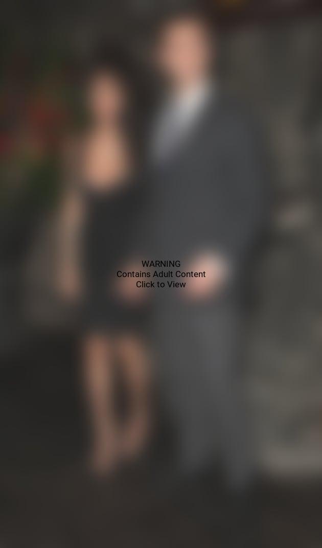 Amy Winehouse and Reg Traviss Photo