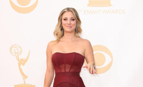 Kaley Cuoco Emmy dress: Love it or leave it?