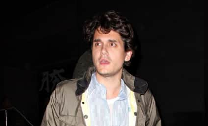 Douchebag Sighting: John Mayer at Katsuya