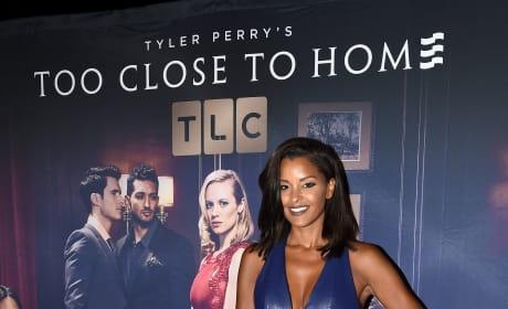 Claudia Jordan Too Close To Home Screening