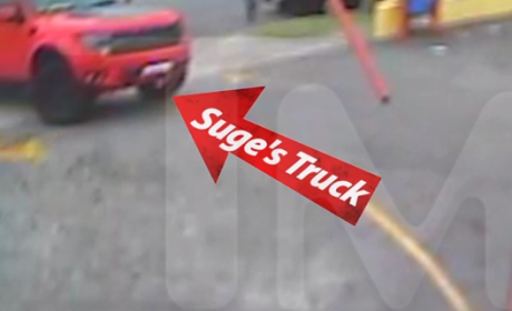 Suge Knight Hit and Run Video