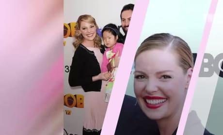 Katherine Heigl Gives Birth!