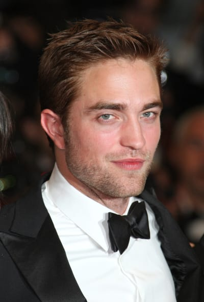 Robert Pattinson in a Tuxedo