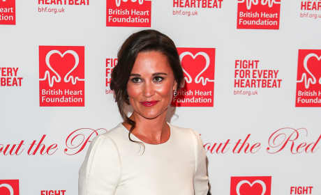 Pippa Middleton: British Heart Foundation: Roll Out The Red Ball