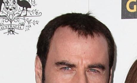 Travolta Head Shot