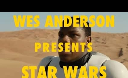 Star Wars: The Force Awakens Trailer Undergoes Wes Anderson Makeover