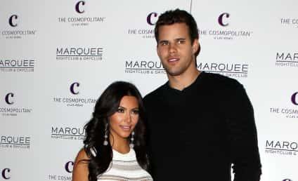 Kim Kardashian and Kris Humphries: Don't Kall it a Rekonciliation ... Yet