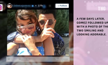 Selena Gomez and The Weeknd: It's Very Serious!