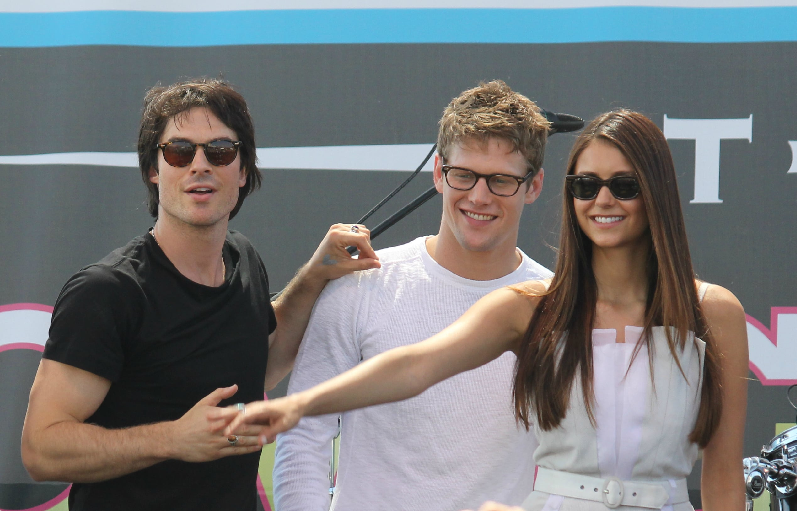 Zach roerig and nina dobrev dating