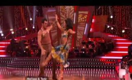 Melissa Rycroft on Dancing with the Stars: A Sexy Salsa