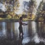 Paris Jackson, Topless, Cleans Herself with Mud
