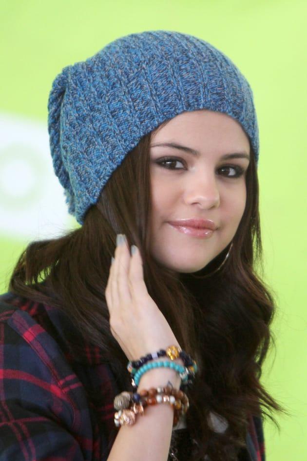 Selena G. Photograph