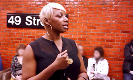 NeNe Visits The Real NYC