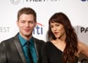 Joseph Morgan and Persia White: Married!