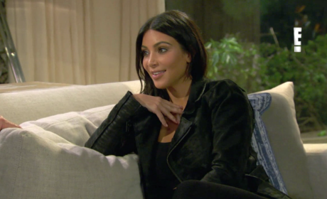 Kim Kardashian Talks Sex Change with Bruce Jenner