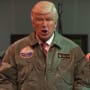Alec Baldwin as Donald Trump Again
