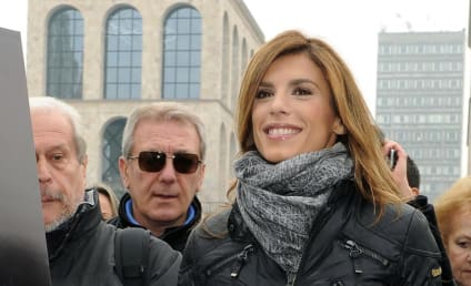 Elisabetta Canalis Unveils Naked PETA Ad in Italy