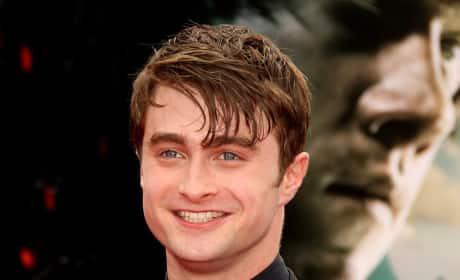 Daniel Radcliffe at a Premiere