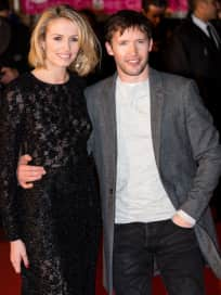 James Blunt and Sofia Wellesley Photo