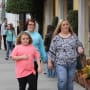 'Honey Boo Boo' Stars Film in Beverly Hills