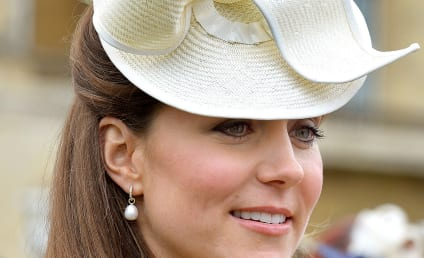 "Royal Baby Watch: Kate Middleton Reportedly ""2-3 Days Late"""