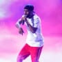 Big Sean at iHeartRadio Music Awards
