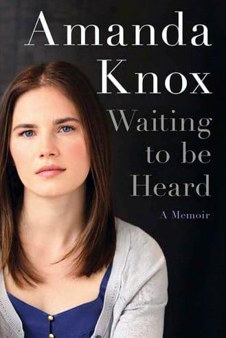 Amanda Knox Book Cover